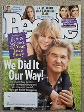 Kurt Russell, Goldie Hawn, Emily Blunt, Rachel Brosnahan People Mag Dec 2020