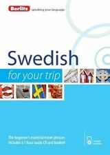 Berlitz Language: Swedish for Your Trip by Berlitz (Mixed media product, 2014)