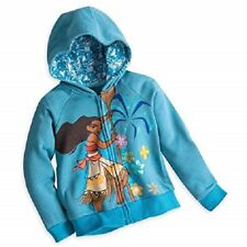 MOANA HOODIE FOR GIRLS Size 7 8 6151d5412