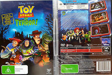 TOY STORY OF TERROR BRAND NEW DVD R4