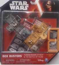 Star Wars Box Busters Tusken Raider Attack & The Battle of Yavin - NEW