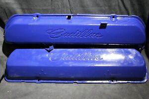 64 65 66 67 Cadillac Deville Eldorado Fleetwood 429 Engine Valve Cover Set