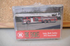 ~FIRE ENGINES~SERIES 4~COMPLETE SET~100 CARDS~MINT~