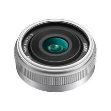 Panasonic 14mm f2.5 LUMIX G Lens Silver - Micro Four Thirds Fit