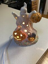 Awesome Lenox Occasions lighted Ghost Figurine in excellent condition