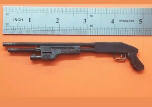 "1/6 scale Tomb Raider Legend Lara Croft  M-3 Super Shotgun weapon for 12"" figure"
