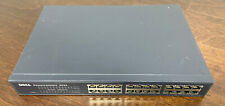 Dell PowerConnect 2024 24-Port Ethernet Switch