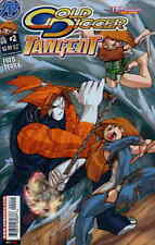 Gold Digger: Tangent #2 VF/NM; Antarctic | save on shipping - details inside