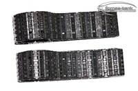 1 Paar Kunststoffketten Plastik Ketten Panzer Königstiger Heng Long 1:16 Neu