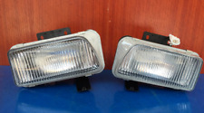 PAIR FRONT BUMPER FOG LAMP LIGHT FOR ISUZU NPR SERIE ELF (200/300) 2008-ON