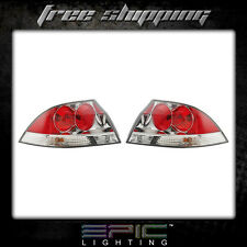 Fits 04-07 MITSUBISHI LANCER TAIL LIGHT/LAMP  Pair (Left and Right Set)