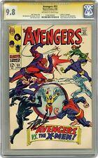 Avengers #53 CGC 9.8 SS 1968 1146743001