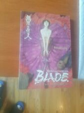 Blade of the Immortal- Dreamsong Book - comic book