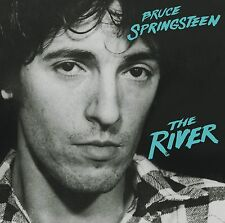 "Bruce Springsteen ""The River"" Double Vinyl LP Record: ""Hungry Heart"" (Sealed)"