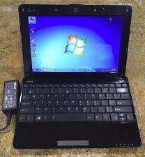 "Asus 10.1"" Eee PC Seashell 1005HA 250GB HHD 1 GB RAM Windows7 Webcam Black Color"
