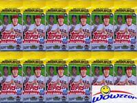(12) 2019 Topps Series 2 Baseball HUGE Factory Sealed JUMBO FAT PACKS-408 Cards!