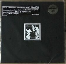 Mad Season - Above LP [Vinyl New] 180gm Double LP Gatefold (2013 Sony Legacy)