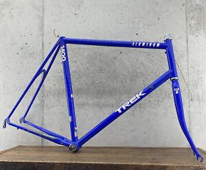 Vintage Trek 1400 Frame Set 62cm 59cm 6016 T6 Aluminum Made in USA TALL