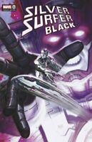 SILVER SURFER BLACK #1 RYAN BROWN VARIANT - COVER A LIMITED TO 3000