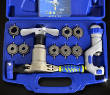 Copper tube flaring cutting tool kit, pipe flaring tool set WK-519FT-L