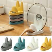 Kitchen Organizer Pot Lid Rack Spoon Holder Pot Lid Shelf Kitchen Accessories