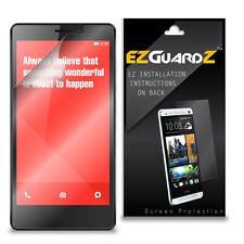 2X EZguardz LCD Screen Protector Cover HD 2X For Xiaomi Redmi Note 4G (Clear)