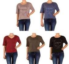 Markenlose klassische Damen-Shirts für die Freizeit