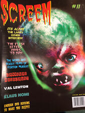 SCREEM MAGAZINE 11