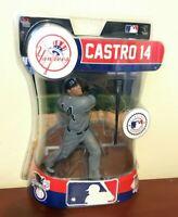 "Starlin Castro New York Yankees 2016 MLB Figure Imports Dragon - 6"" Figure NEW!!"