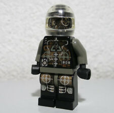 Silver Droid Insectoids 6977 6905 6969 Space Vintage LEGO Minifigure Mini Figure