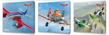 Disney Planes V set of Three Wall / Plaques canvas pictures