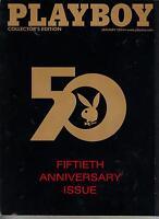 Playboy January 2004 Fiftieth Anniversary C Shannon