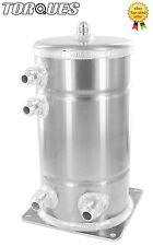 An-10 (-10) / An-8 (8 un) JIC 3.0 Litros de aluminio de aleación de combustible remolino pot Tanque