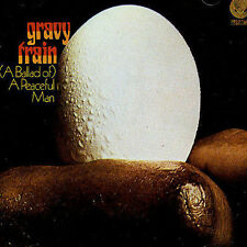 A Ballad of a Peaceful Man by Gravy Train (CD, Nov-1990, Repertoire)