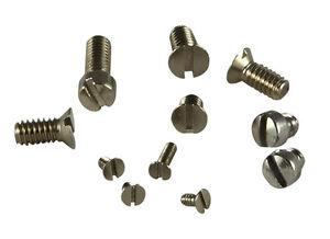 10 Miniatur Zylinderschrauben Edelstahl A2  M 1.6