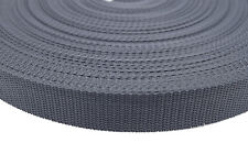 20mm Polypropylene Webbing Strap PP5 Tape ✶ Choice of 13 Colours ✶ High Quality