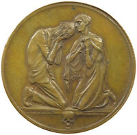 GERMANY HUNGER MEDAL 1923 HORNLEIN 38MM 22G   #p50 117