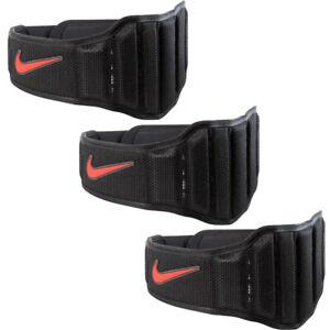 Nike Strength Training Belt Weight Lifting Belts Back Support Yoga Belt Black