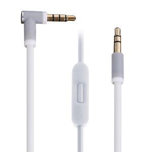 3.5mm Audio Cable Wire Volume Control for Beats Solo HD Studio Pro Beats Solo