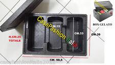 BOX CONTENITORE GELATO 60x40x26 ISOTERMICO CATERING PROF QUALITA' TEDESCA 128024