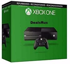 Microsoft Xbox One -500gb Black Console (Without Kinect)