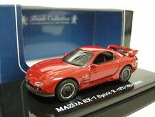 1:64 Kyosho Mazda RX-7 Spirit R FD3S 2002 Red