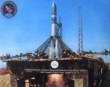 Vostok 1 'Flown Spacecraft Fragment' Yuri Gagarin First Man to Orbit Earth