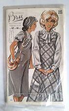 4)Patron Bru; Chasuble future maman Tailles 42 - 46