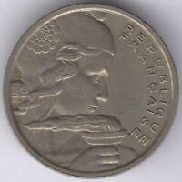 1958 B France 100 Francs Coin | European Coins | Pennies2Pounds