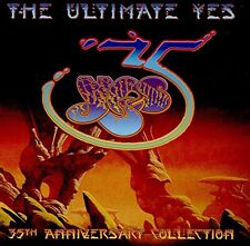 Yes - The Ultimate Yes: 35th Anniversary Collection [CD]