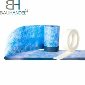 Wannendichtband Set Dusche Bad selbstklebend Schallschutzband Duschabdichtung