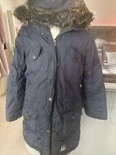 girls school coat 10/11 Years