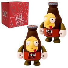 Kidrobot  ~ The Simpsons ~ DIZZY DUFF ~ 3-Inch Vinyl Mini Figure 2016