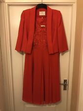 Jacques Vert Dress and Jacket Size 14